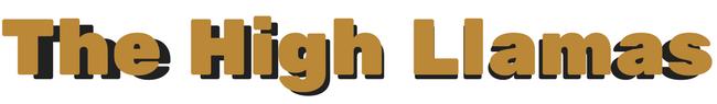 High Llamas Logo